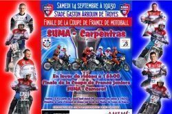 Troyes : Coupe de France Motoball