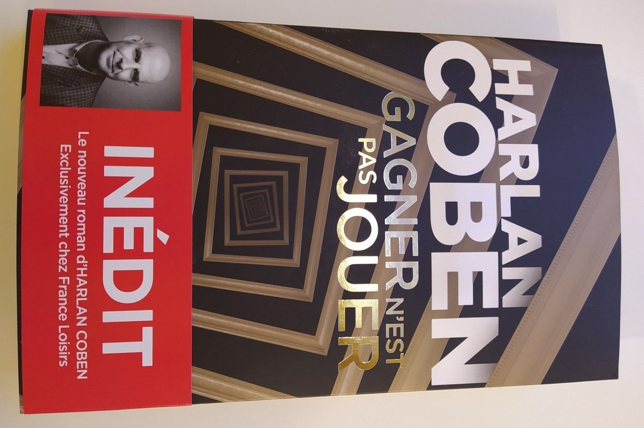 France Loisirs - EXCLUSIVITE Harlan COBEN