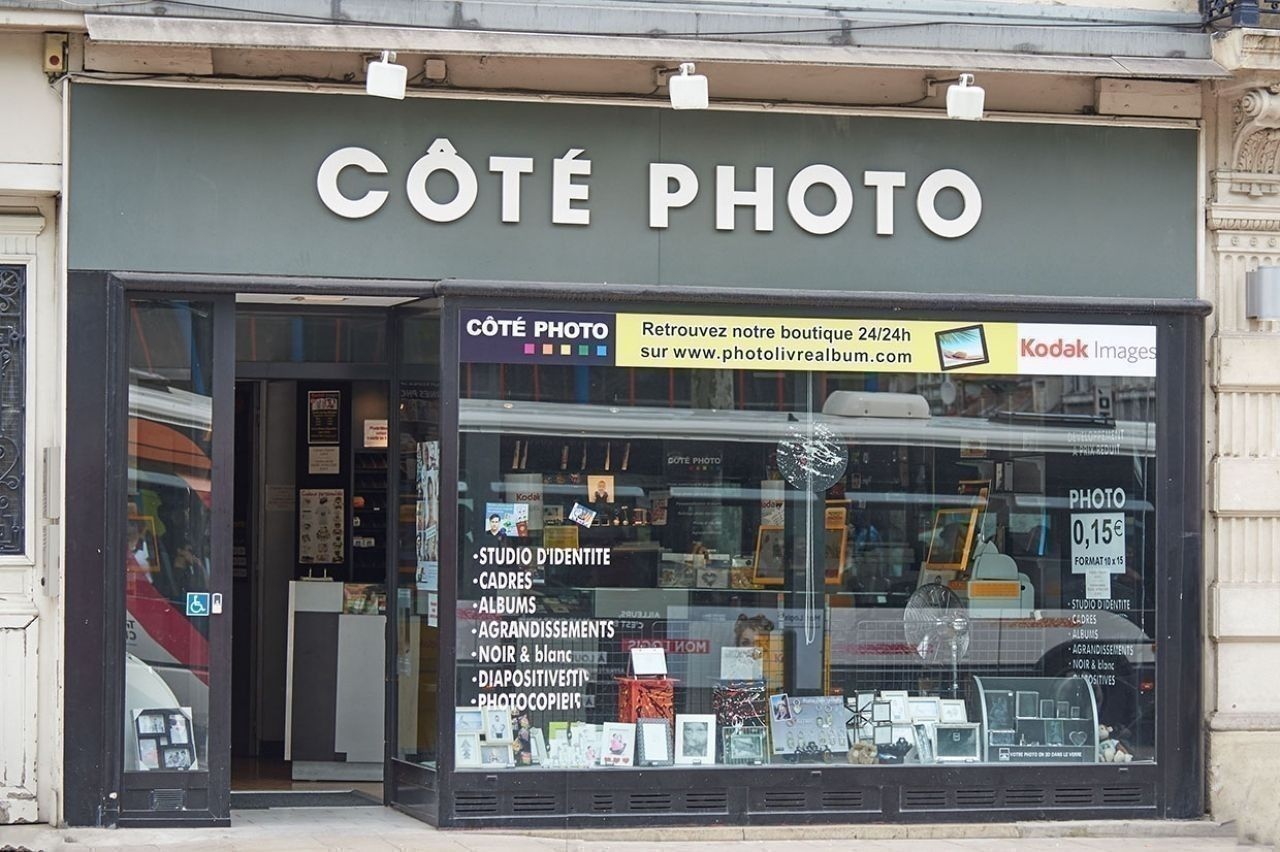 COTE PHOTO - Transfert de film