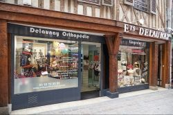 ETS DELAUNAY Lingerie Orthopédie -  Mode  Troyes